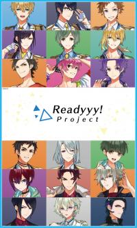 「Readyyy!project」