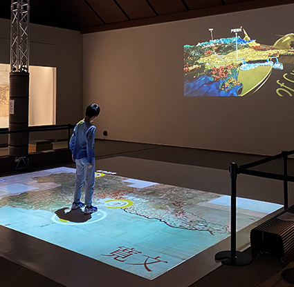 "The 102nd Exhibition of Gunma Prefectural History Museum ""Skyview of Gunma: Historical Maps and illustration of Castles"""