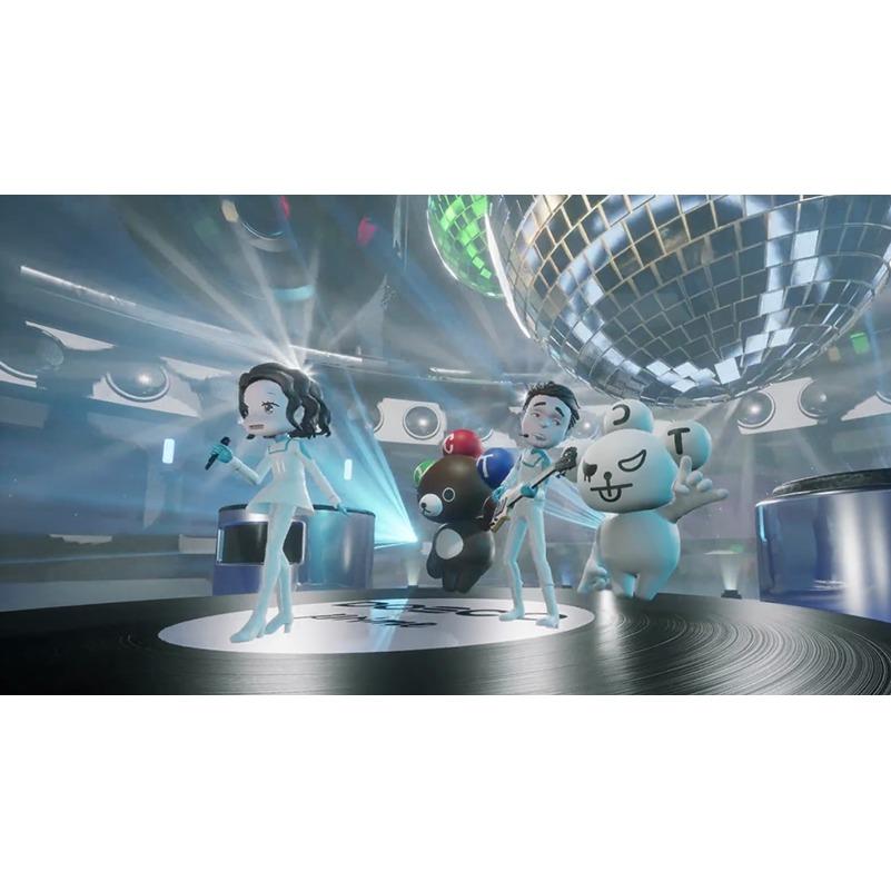 『DREAMS COME TRUE<br> WINTER FANTASIA 2020<br> -DOSCO prime ニコ生PARTY!!!-』<br> バーチャルステージ制作
